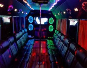 limo bus md