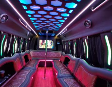 Party Bus DC