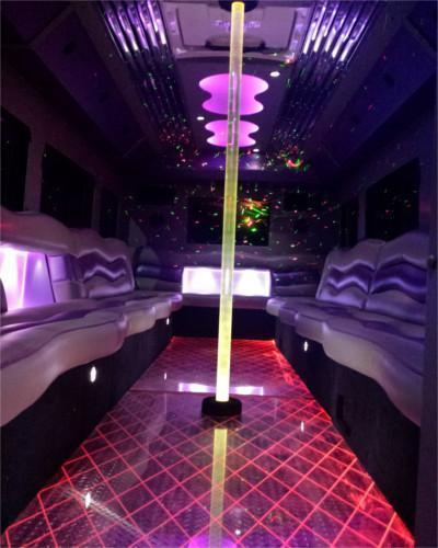 party bus va