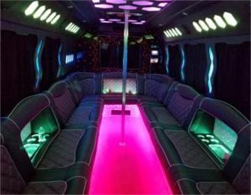 Limo Bus Baltimore